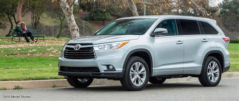 Toyota Grand Junction Co 2016 Toyota Highlander Grand Junction Co