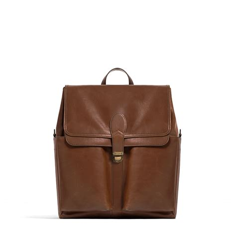 Zara Backpack Classic 9 s backpacks below 300 hommes s fashion style luxury product design