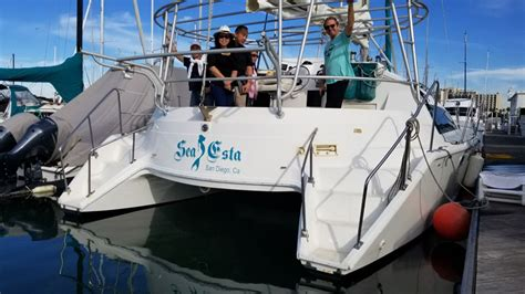 used catamaran san diego pacifica sailing charters pages san diego yacht cruises
