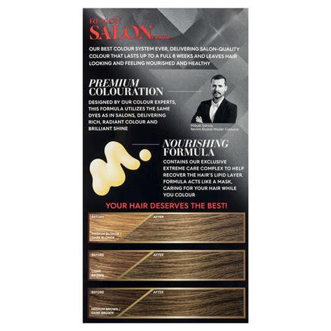 6g hair color buy revlon salon hair color 6g light golden brown