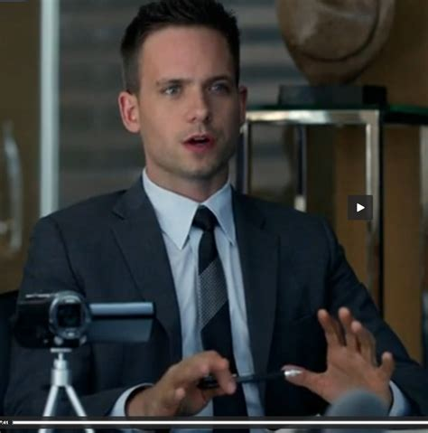Mike Ross Suits Wardrobe by Mike Ross Ties In Suits Styleforum