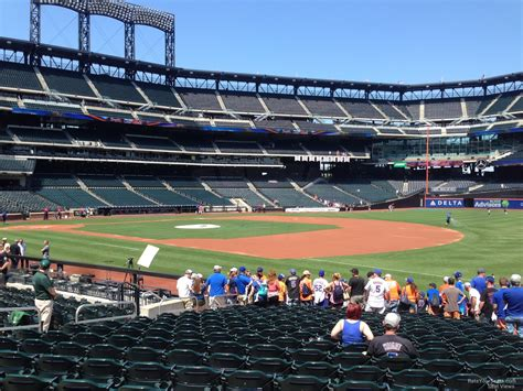 citi field section 110 citi field section 110 rateyourseats com