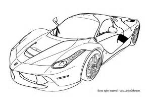 Coloring Cars Letmecolor Car Coloring Pages