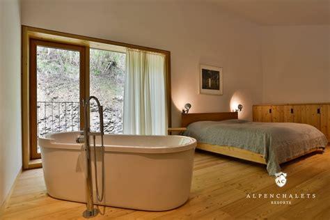 Freistehende Badewanne Im Schlafzimmer 4886 by Moderne Mountain Apartments Hohe Tauern H 252 Ttenurlaub In