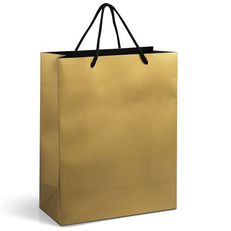dazzle medium gift bag brandability