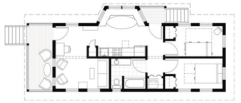 how to design houses modern shotgun house plans 9077