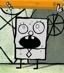 doodle bob voice of doodlebob spongebob squarepants the