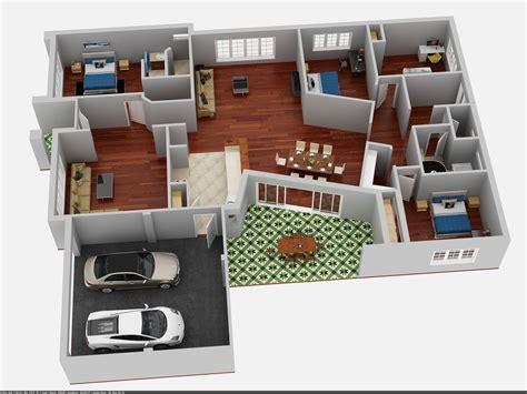 3d Floor Plans Caribe San 100 3d Floor Plan 3d Floor 3d Floor Plans Hotel