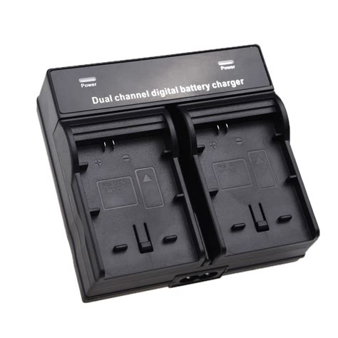 bc vw1 charger dual channel battery charger for sony np fw50 bc vw1