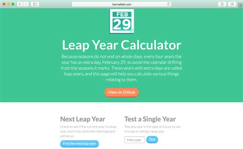 how to calculate years image gallery leap year calculator