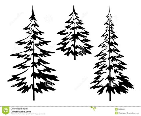 Pine Tree Outline by The 25 Best Tree Outline Ideas On Simply Image Silhouette Family And Diy Quilting