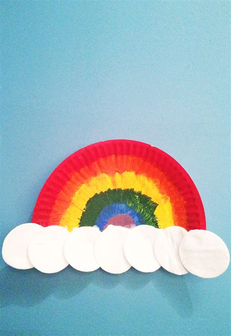 Paper Plate Arts And Crafts - and crafts ideas for using paper plates ye