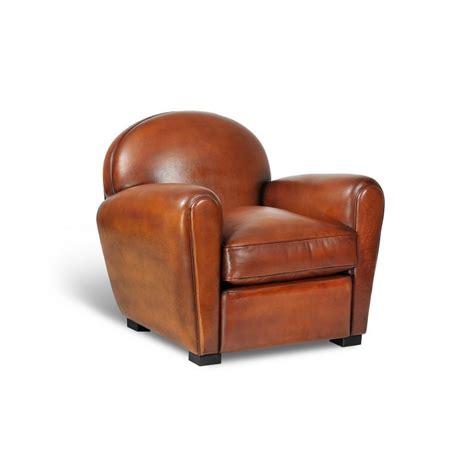fauteuils club petit fauteuil club rond en cuir fabrication fran 231 aise artisanale