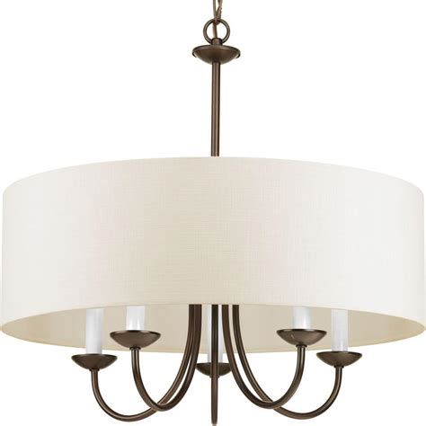 Chandelier Is Progress Lighting Flourish Collection 4 Light Cognac