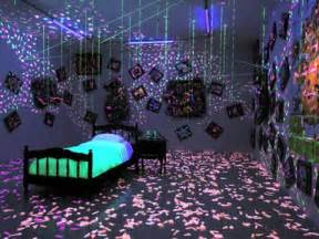 glow in the bedroom ideas glow in the dark room things i want awesome pinterest