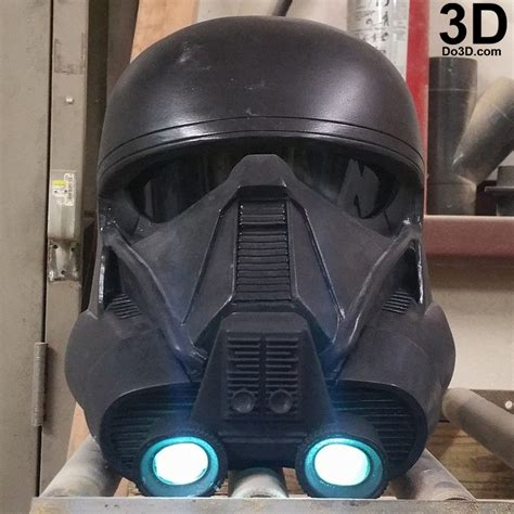 printable star wars helmet 3d printable model imperial death trooper helmet from