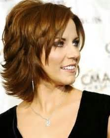 layered medium haircuts for 50 layered bob hairstyles for over 50 bob hairstyles 2017