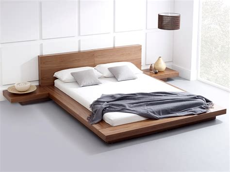 contemporary beds beauteous upholstered queen size  profile bed contemporary beautius