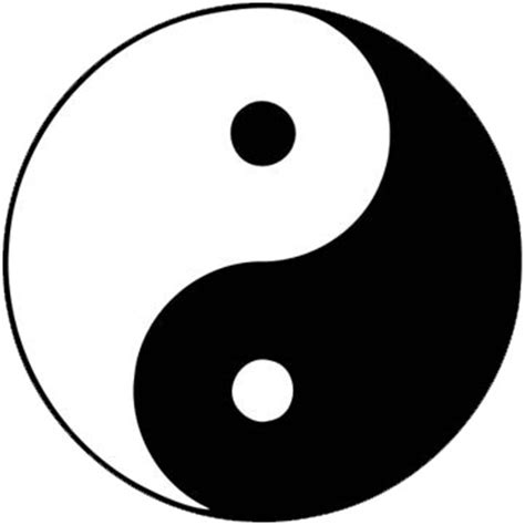 what does the yin yang symbolize meaning of yin yang symbol