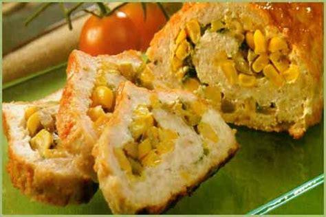 recetas de cocina diarias arrollado americano de choclo recetas diarias de cocina