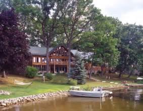 log and timber frame homes