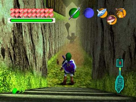 Link Time Fabsugar Want Need 64 by Oot Gameplay With Hi Res Textures