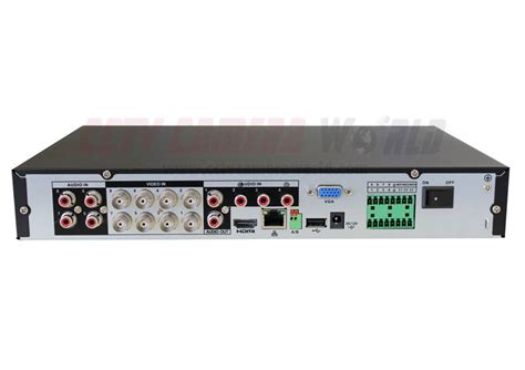 8 Audio Channel by 8 Channel Dvr 8 Audio