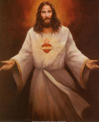 imagenes de jesucristo al oleo feast of the sacred heart of jesus
