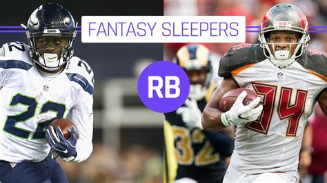 Nfl Rb Sleepers 2017 football sleepers running backs sporting news