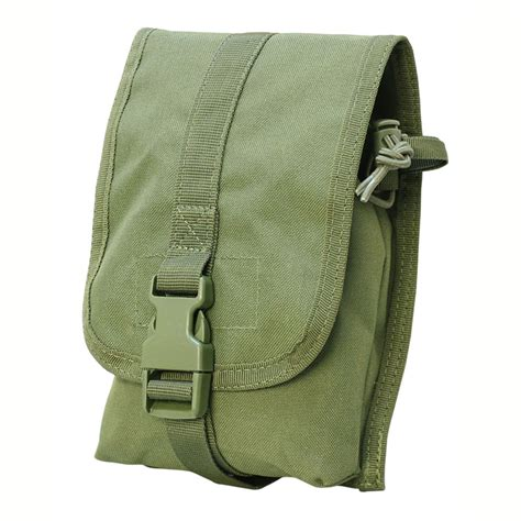 od green molle pals tactical small utility pouch storage