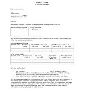 Business For Bank Loan Template by Bank Loan Request Letter Pdf Cover Letter Templates