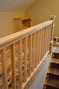 building a banister building stair banisterlemon grove lemon grove