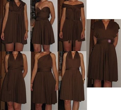 The Litte Brown Dress Project by The Infinity Dress 183 An Infinity Dress 183 Dressmaking On