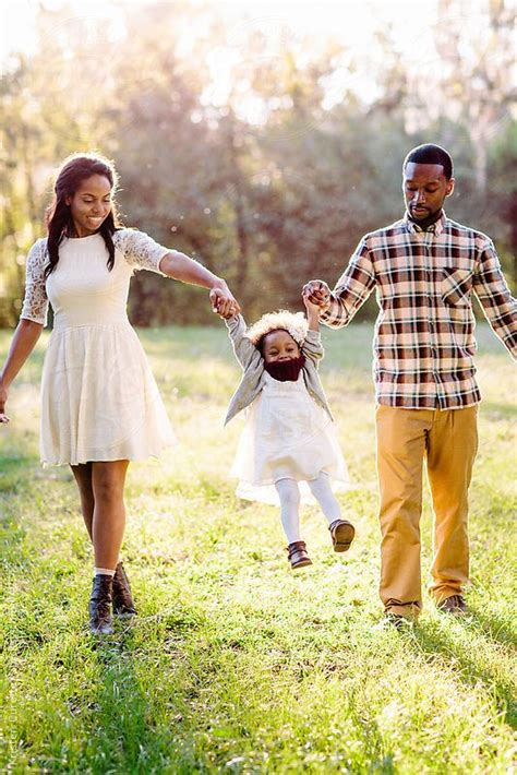 beautiful family a beautiful american family with their