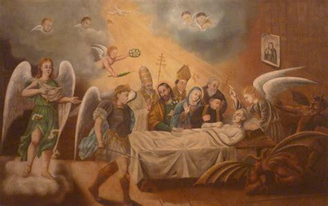 imagenes de un dios justo dios y mar 205 a sant 205 sima quot la muerte del justo quot meditaci 243 n
