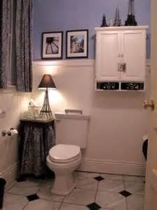 Sharon s paris themed bathroom makeover 2