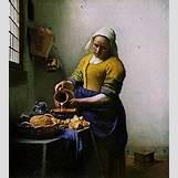 Milkmaid Vermeer | 250 x 279 jpeg 15kB