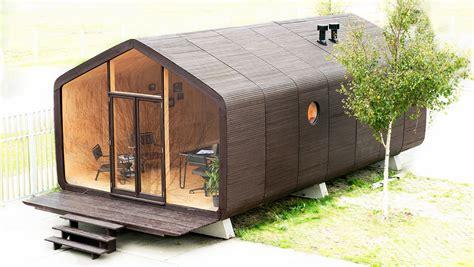 Prefabricated Home Kit by Wikkelhouse Een Designhuis Van Golfkarton