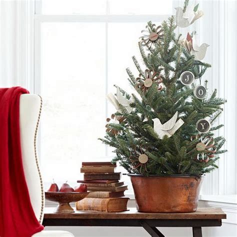 decorate small tree 44 space saving trees for small spaces digsdigs