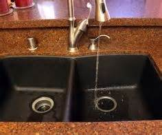 how to clean a black composite sink how to clean a granite composite sink i a black