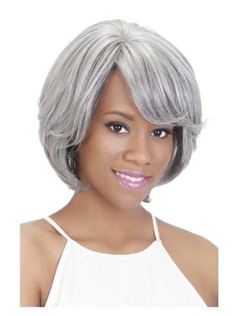 silver hair jaw length silver hair jaw length capelli grigi una moda da sposare