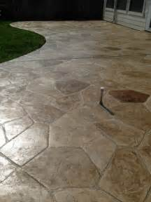 Concrete Patio Company Houzz Photo