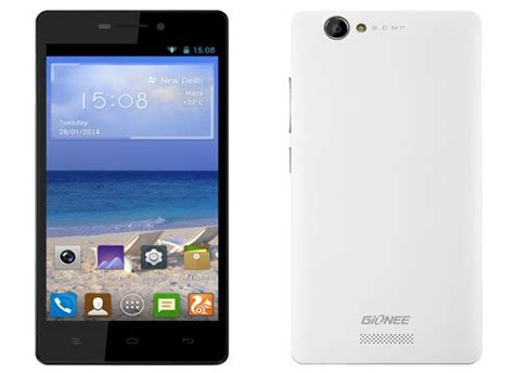 themes for android gionee gionee rolls out ota update for marathon m2 android advices