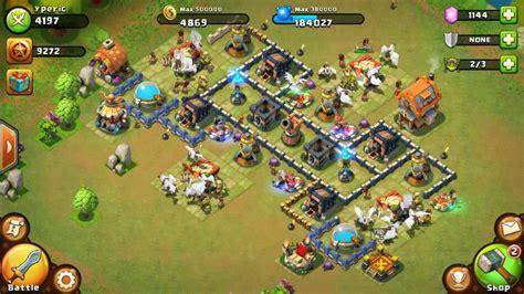 download game castle clash mod offline castle clash for pc free download
