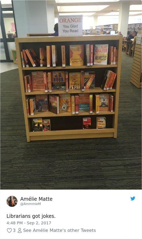 times librarians surprised    sense