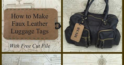 printable luggage tags uk silhouette uk diy luggage tag with free file
