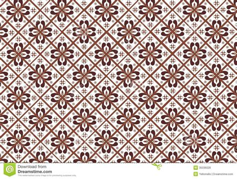 indonesian pattern wallpaper retro batik design indonesia culture wallpaper