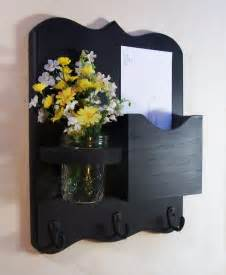 Letter And Key Holder by Mail Organizer Mail And Key Holder Letter Holder Key Hooks Ja