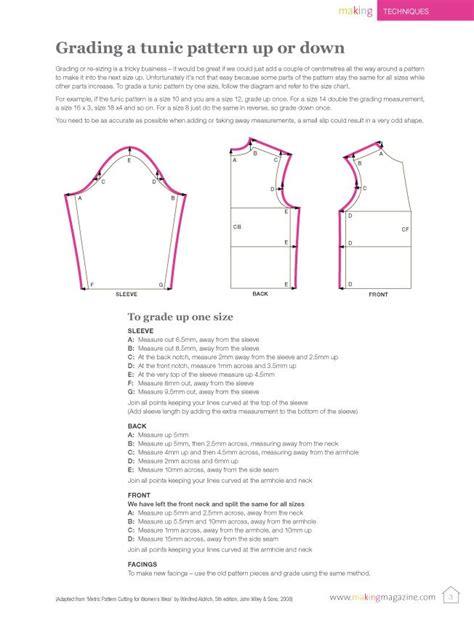 pattern making and grading 17 best images about marvelous designer on pinterest