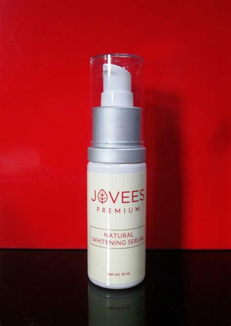 Serum White jovees premium whitening serum review